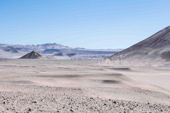 Lunar landscape, Puna, Argentina