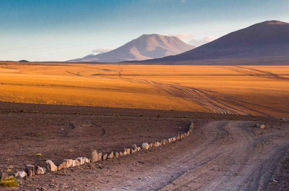 Desierto Siloli, Bolivia