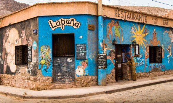 La Peña de Carlitos, Tilcara, Argentina