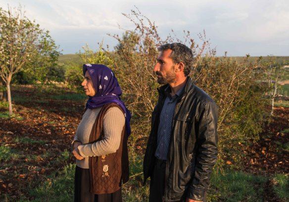 Ali and Ayten, Gollu Village, Sanliurfa, Turkey