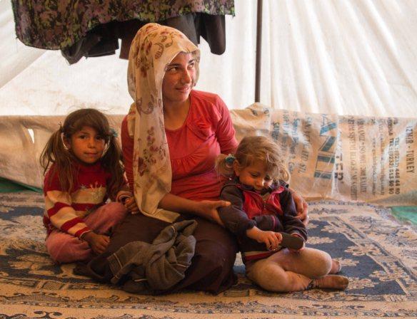 Kurdish nomads, Siverek, Turkey